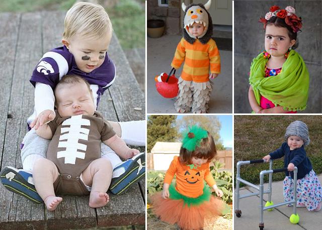Una noche de halloween en familia aiana larocca moda - Disfraces en familia ...
