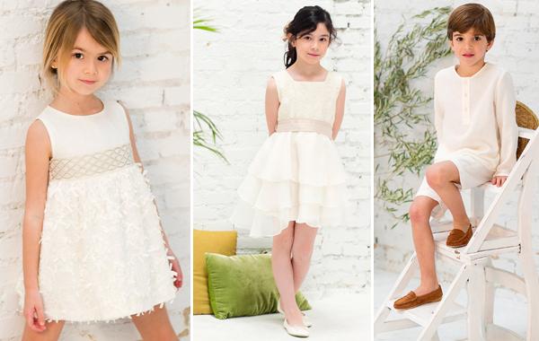 5 tendencias en ropa de ceremonia para niños | Aiana Larocca Moda ...
