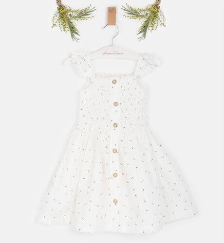 Vestido niña estilo nidos de Mayoral   Aiana Larocca