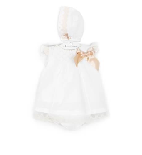 -NUEVO- Jesusito bebé plumeti detalle bordado de Valentina Bebes | Aiana Larocca