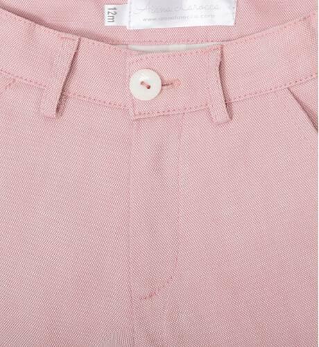 Pantalón niño ceremonia villela rosa | Aiana Larocca