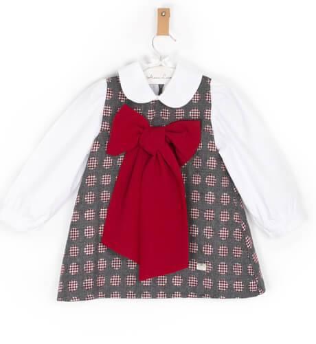 Vestido estilo pichi de Marta y Paula | Aiana Larocca