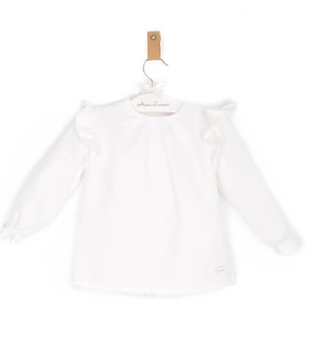 Blusa blanca de Cocote | Aiana Larocca