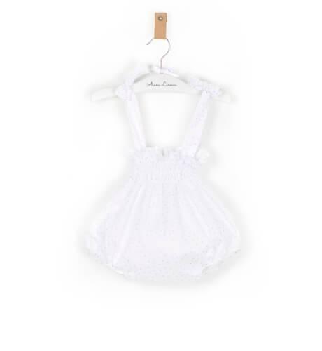 Ranita bebé estrellas plata de Nueces | Aiana Larocca