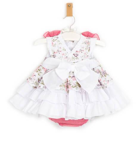 Jesusito bebé estampado floral de Dolce Petit   Aiana Larocca