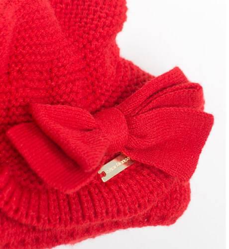 Cuello rojo César Blanco | Aiana Larocca