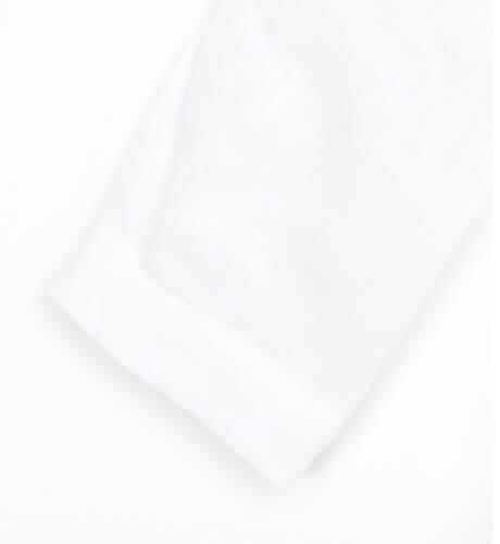 Camisa niño lino blanco de boometi | Aiana Larocca
