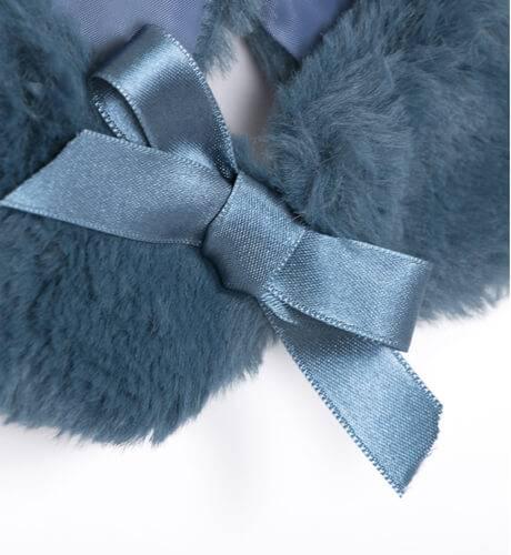 Cuello pelo azul pato de Nekenia | Aiana Larocca