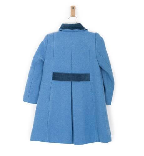La abrigo en ingles