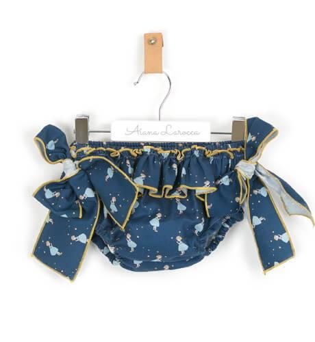 Conjunto blusa y braguita niña de La Peppa | Aiana Larocca