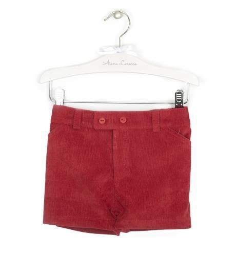 Pantalón rojo | Aiana Larocca