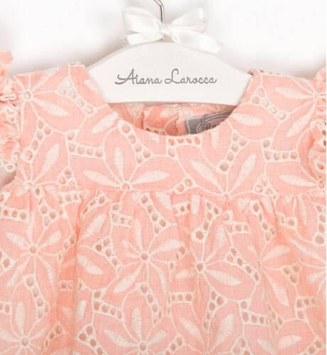Vestido Melocotón de Rochy   Aiana Larocca