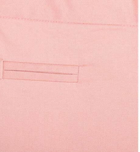 Pantalón corto rosa de José Varón | Aiana Larocca