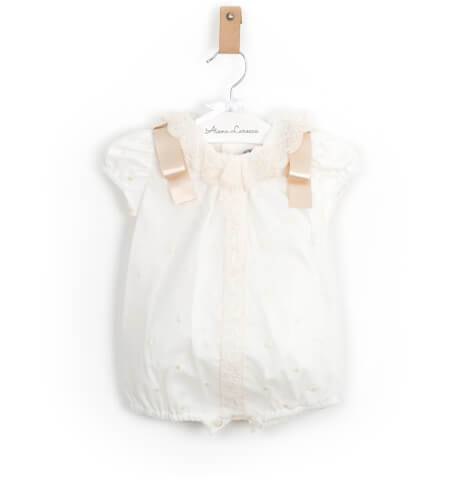 Ranita bebé ceremonia con tul de Rochy | Aiana Larocca