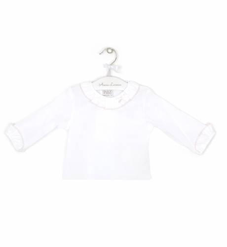Camisa bebe lacito rosa | Aiana Larocca
