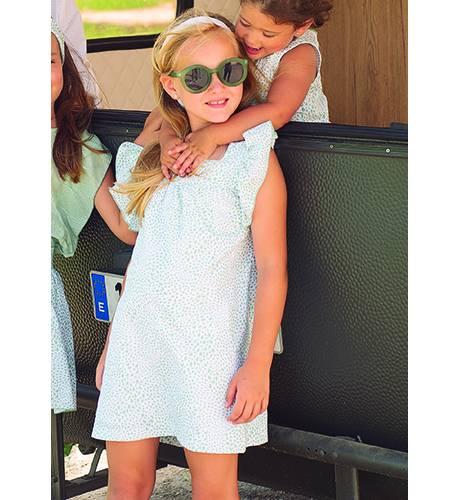 Vestido niña lazada Roquet de Eve Children   Aiana Larocca
