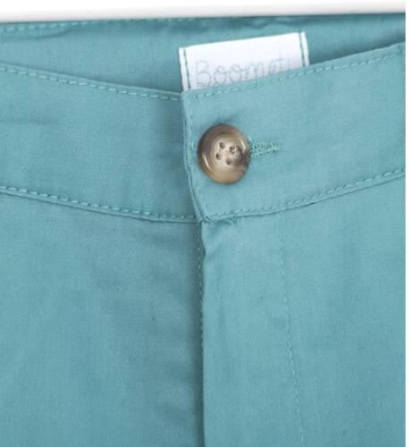 Pantalón corto niño verde   Aiana Larocca