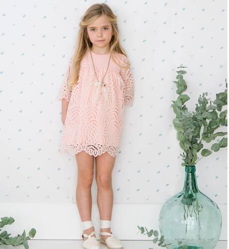 moda infantil rochy