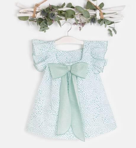 Vestido niña lazada Roquet de Eve Children | Aiana Larocca