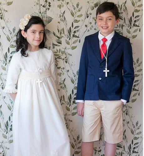 Chaqueta americana ceremonia niño | Aiana Larocca