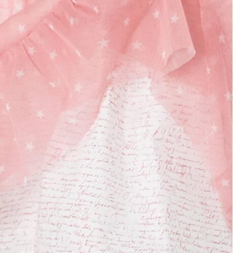 Vestido rosa tul estrellitas de Marta y Paula   Aiana Larocca
