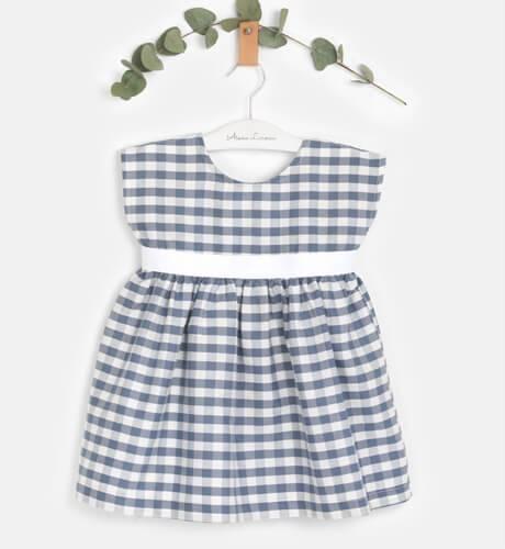 Vestido niña vichy Florence de Eve Children | Aiana Larocca