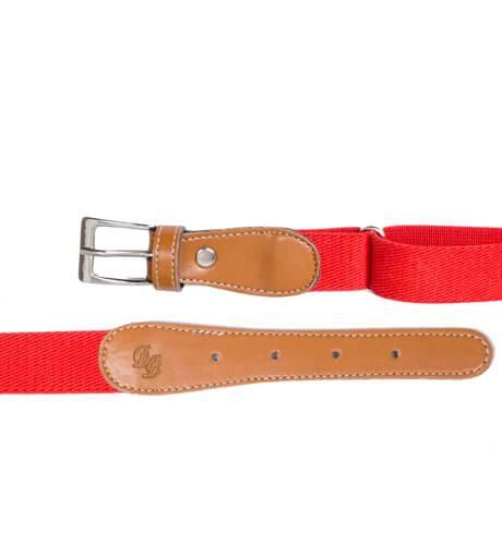 Cinturón rojo de Dolce Petit | Aiana Larocca