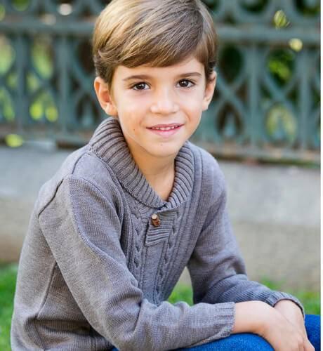 Jersey niño de Paz Rodríguez | Aiana Larocca