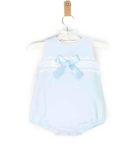Ranita pique azul de Dolce Petit   Aiana Larocca