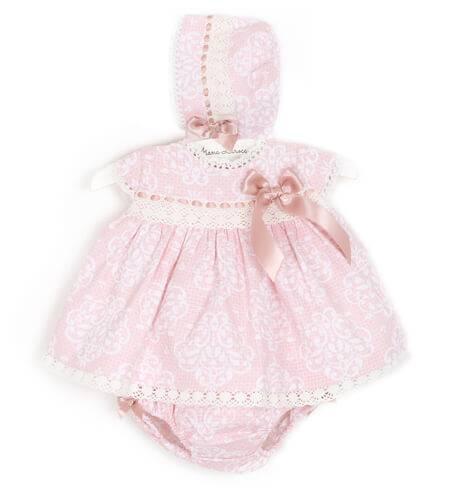 -NUEVO- Jesusito bebé pique con capota de Valentina Bebés | Aiana Larocca