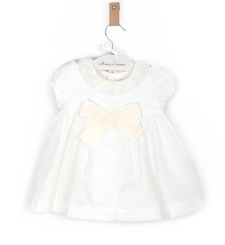 Vestido bautizo bebé de Rochy | Aiana Larocca