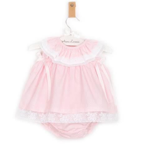 Jesusito rosa bebé topitos de Valentina Bebés | Aiana Larocca
