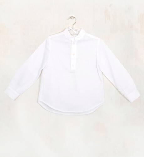Camisa niño Esencia de Lino by Aiana Larocca | Aiana Larocca