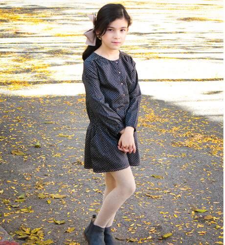 Vestido niña de Carrément Beau | Aiana Larocca