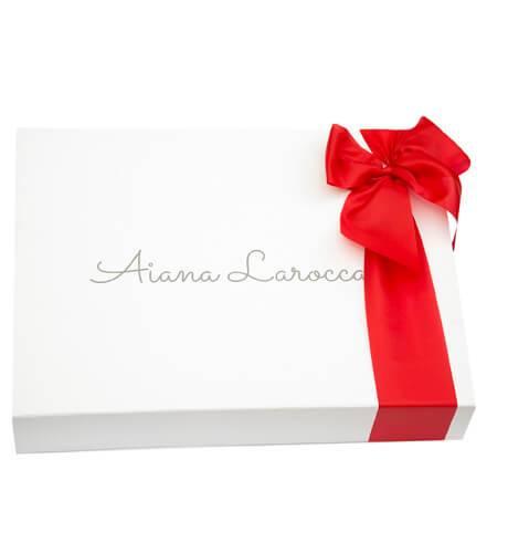 Caja regalo con lazada | Aiana Larocca