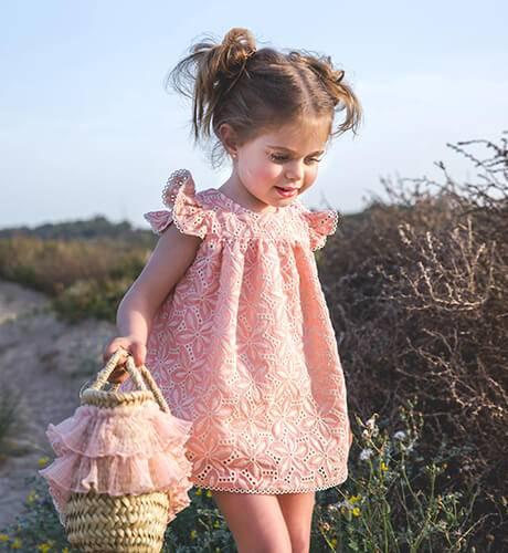 Vestido Melocotón de Rochy | Aiana Larocca