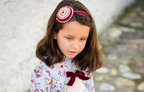 Vestidos de niña para una Navidad de cuento | Aiana Larocca