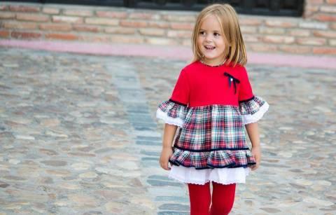 5 looks de niña perfectos para Navidad | Aiana Larocca