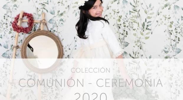 COMUNION CEREMONIA 2020 | Aiana Larocca