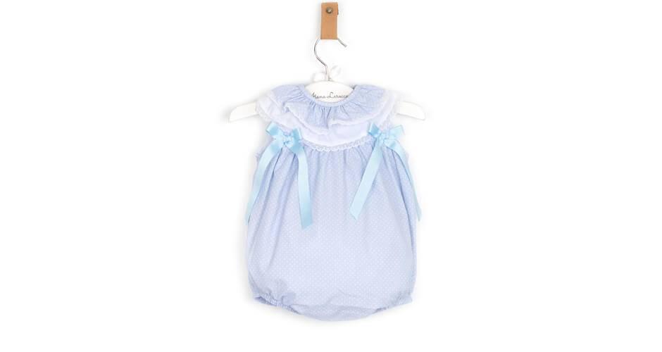 Ranita azul topitos de Valentina Bebés   Aiana Larocca